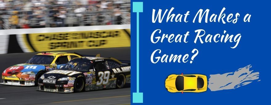 What Makes A Great Racing Game? large