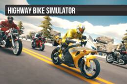 Highway Bike Simulator thumb