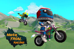 Moto Trial Racing: Two Player thumb
