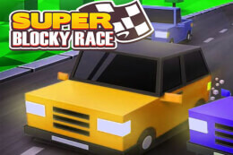 Super Blocky Race thumb