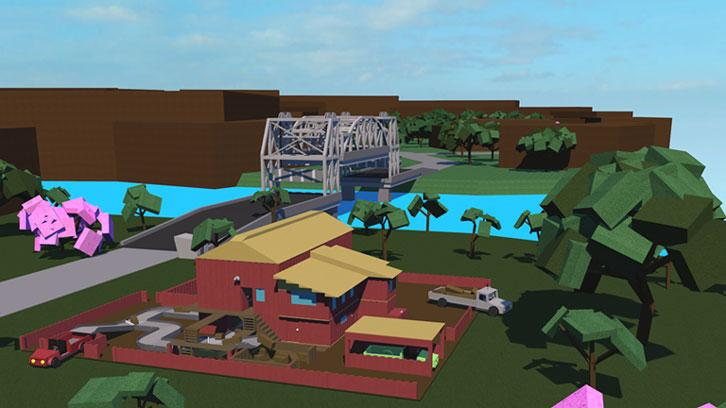 Lumber Tycoon 2 in Roblox