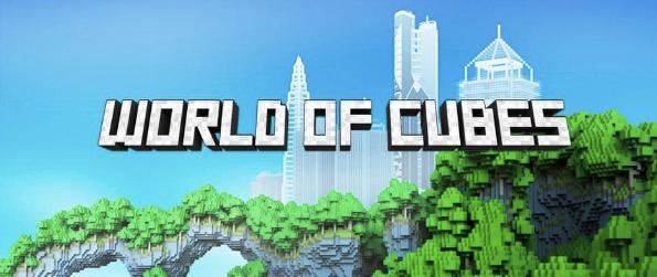 World of Cubes Survival Craft - Create your own Minecraft-like universe in World of Cubes Survival Craft and be in your own world!