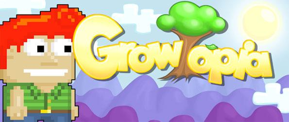 Growtopia - Have fun socializing and building in this fun-filled, 2D sandbox game, Growtopia!