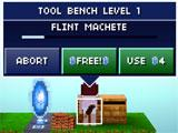 The Blockheads: Crafting items