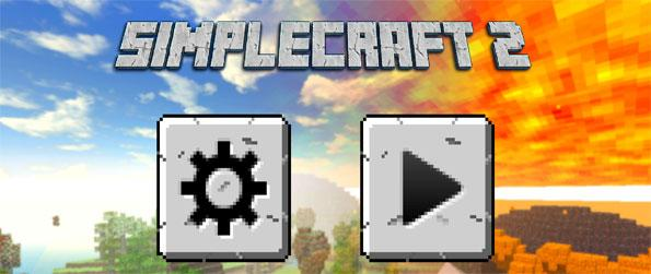 SimpleCraft 2 - Play this innovative sandbox game that'll have you engaged for countless hours.