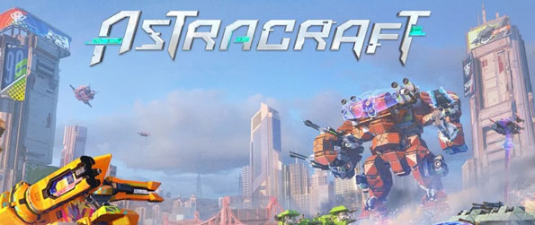 Astracraft - Form an army of disastrous battlebots and engage in intense battles in this captivating adventure game that'll keep you glued to the screen from the start till the end.