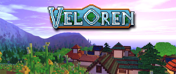 Veloren - Enjoy this truly immersive voxel-based RPG that's been built for the community, by the community.