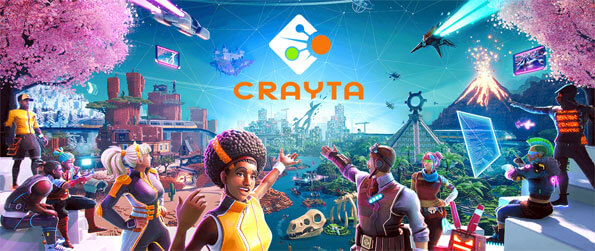 Crayta - Let your creativity loose in this incredibly addicting experience that's quite unlike anything else out there.