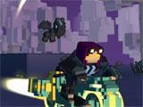 Trove racing at high speeds