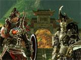 ArcheAge fully equipped characters