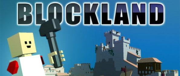Blockland - Enter the Lego world and build away whatever you want.