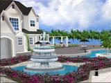 IMVU: Build your own luxurious mansion