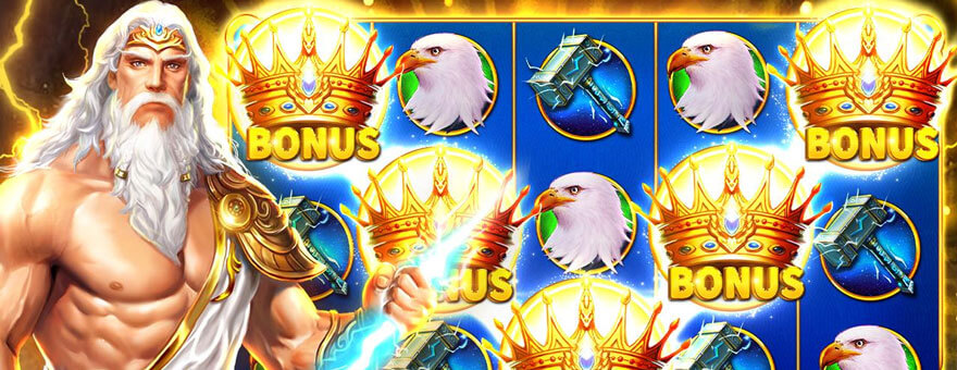 Top 5 Popular Themes for Slots Games large