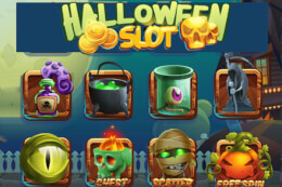 Halloween Slot thumb