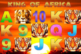 King of Africa Slot thumb