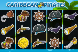 Caribbean Pirates Slot thumb