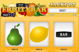 FruityBar Slot thumb
