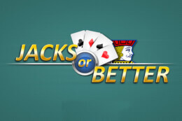 Video Poker: Jacks or Better thumb