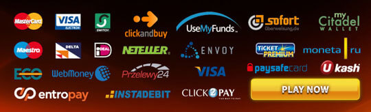 Various banking options