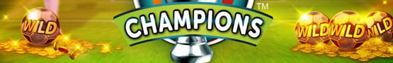 11 Champions - new football-based online pokies