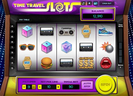 Travel in Time with this Amazing Machine in GSN Slots