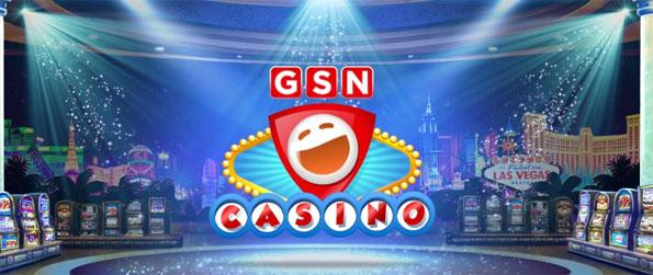 GSN Casino - Play Casino games in high-definition.
