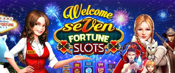 Seven Fortune Slots - Dare to bet big so you can earn a lot of rewards in addition to winning prizes.