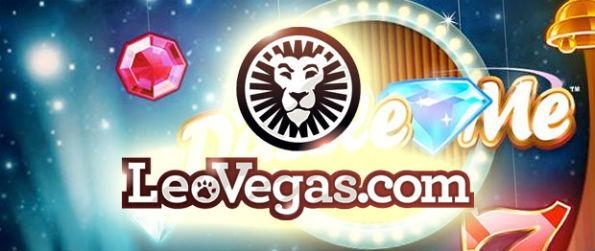 LeoVegas - Play over 600 casino games ranging from slots to table games or place your bets on a wide variety of current sport events  at LeoVegas!