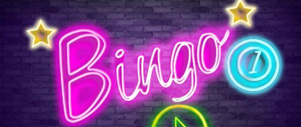 Bingo Online - Beat other players to a Bingo with just one card.