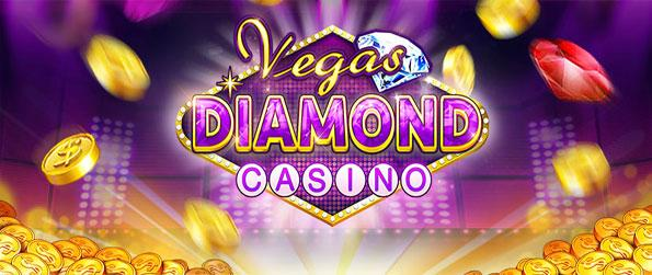 Vegas Diamond Casino - Enjoy this captivating slots game that'll have you glued to your screen as you rake in tons of winnings.
