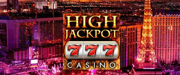 High Jackpot Slots Casino - Play a different kind of slot machine casino.