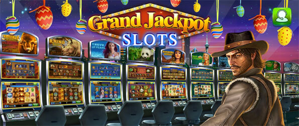 Grand Jackpot Slots - Win big payouts in this captivating slots game that does not disappoint at all.