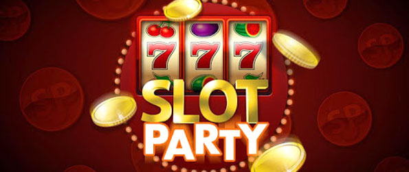 Slot Party - Get your luck rolling in amazing slot games in Slot Party.