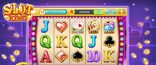 Slot King - Get hooked on this exceptional slots game that promises an exciting gameplay experience for anyone who gives it a shot.