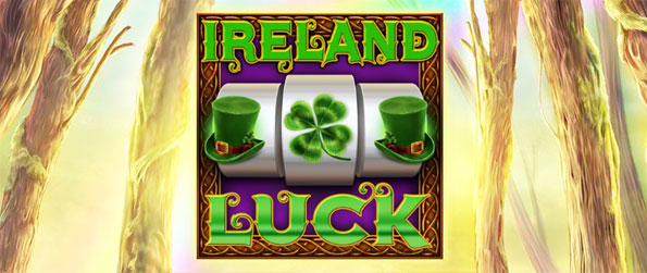 Slot - Ireland Luck - Try your luck at one of many excellent slot machines.