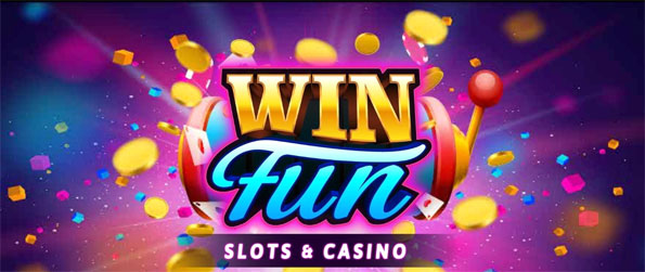 Win Fun Casino - Win big in this fun filled casino game that doesn't leave anything to be desired.
