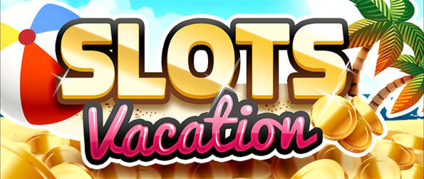 Slots Vacation - Immerse yourself in this exceptional slots game that doesn't disappoint at all.