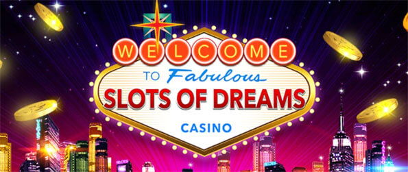 Slots of Dreams - Immerse yourself in this phenomenal slots game that'll have you engaged for countless hours.