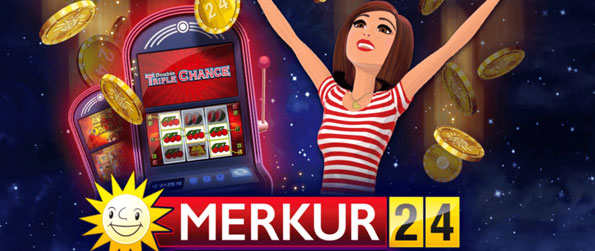 Merkur24 - Enjoy an exciting game of slots anytime, anywhere through your mobile device.