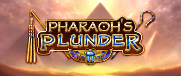 Pharaoh's Plunder Slots - Play this top tier slots game that doesn't cease to impress at all.