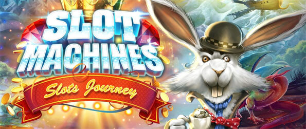 Casino Games: Slots Adventure - Enjoy this incredible casino game that'll have you glued to your screen for hours upon hours.