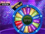 Triple Win Slots daily wheel