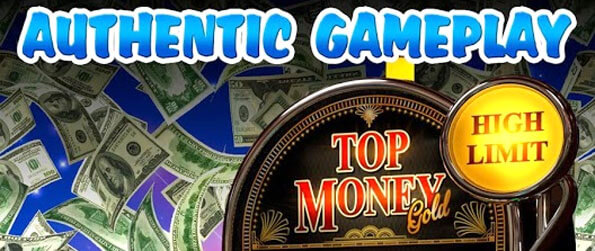 Top Money Slot - Play this simple and relaxing mobile based slots game that you won't be able to get enough of.