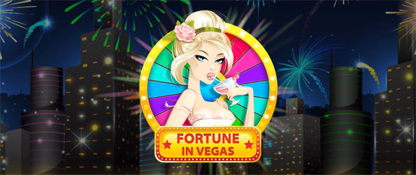 Fortune in Vegas - Get hooked on this exceptional slots game that you can play in the comfort of your phone.