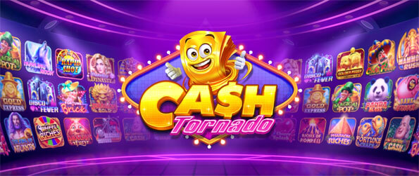 Cash Tornado Slots - Enjoy this thoroughly captivating slots game that will have you glued to your phone for hours upon hours.
