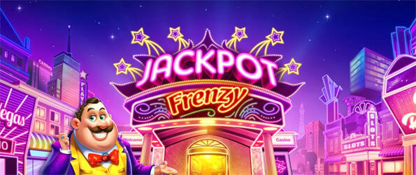 Jackpot Frenzy Casino - Get hooked on this stellar slots game that you will be able to play in the comfort of your phone.