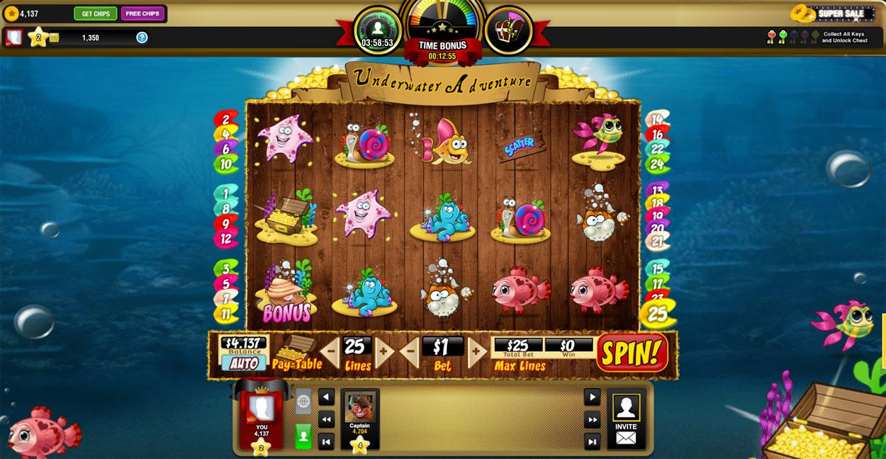 Slot Buster Game