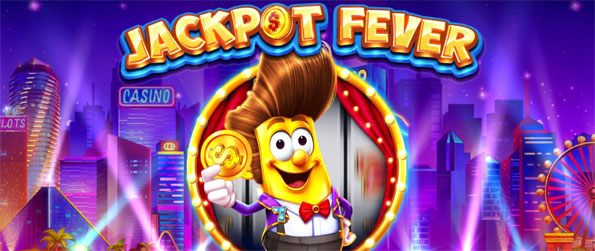Jackpot Fever - Enjoy this absolutely stellar slots game that'll have you thoroughly entertained for countless hours.