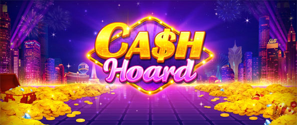 Cash Hoard Slots - Enjoy this top-of-the-line slots game that you'll constantly want to come back to.