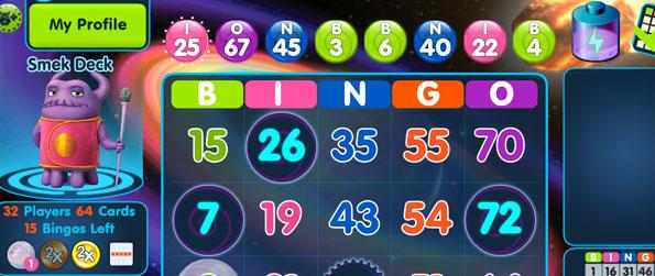 Bingo Home Race to Earth - Bingo Home has everything you need in a Bingo game, the amusement, a bit of challenge, socialization, and simply the fun of winning prizes.